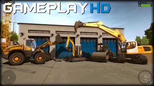 jeux de construction simulator