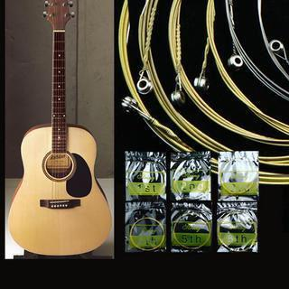 jeux de cordes guitare