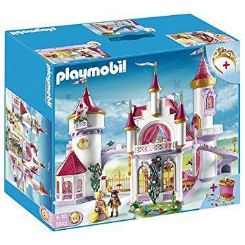 jeux de fille playmobil