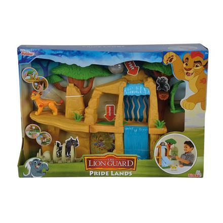 jeux de la garde du roi lion