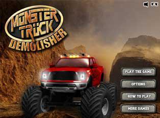 jeux de monster trucks