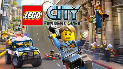 jeux de voiture lego city