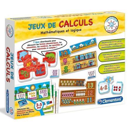 jeux éducatifs clementoni