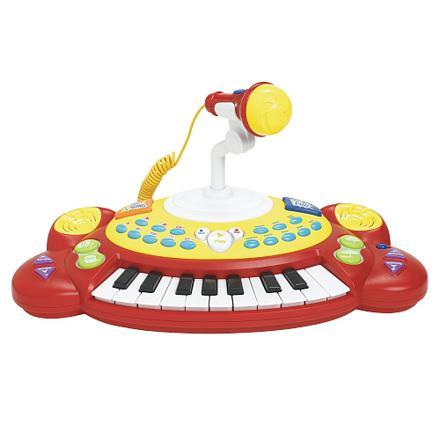jouet avec micro