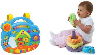 jouet bebe fille 6 mois