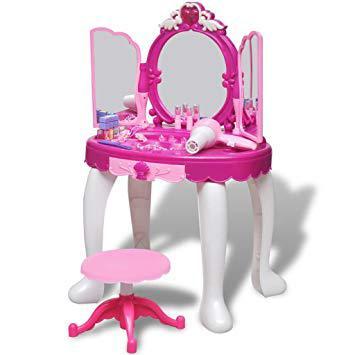jouet coiffeuse pour petite fille