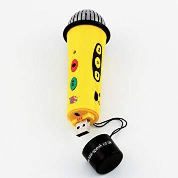 jouet micro enregistreur