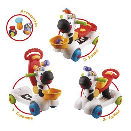 jouet zebre vtech