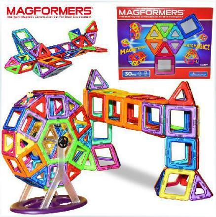 jouets magnetiques