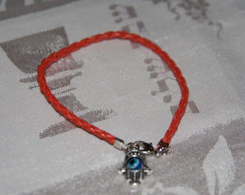 kabbalah bracelet rouge