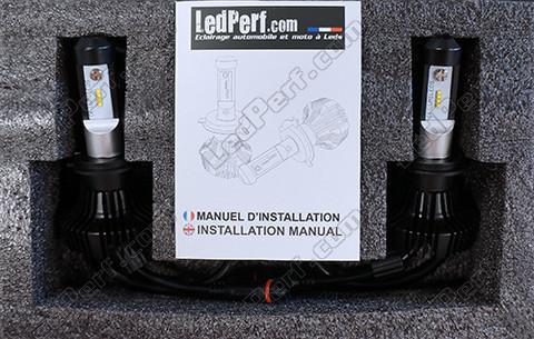 kit ampoules led haute puissance h7