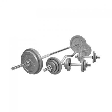 kit barre musculation