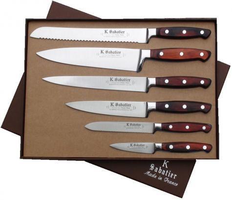 kit couteau cuisine professionnel
