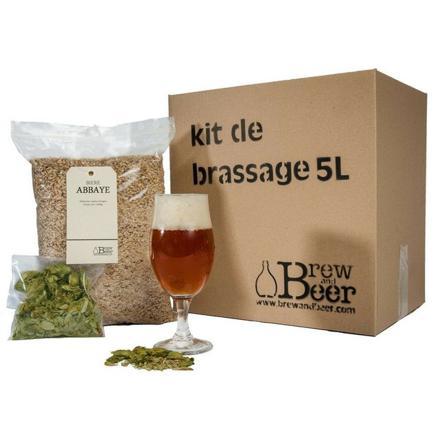kit de brassage bière abbaye