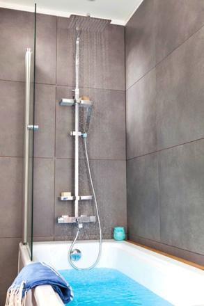 kit douche pour baignoire