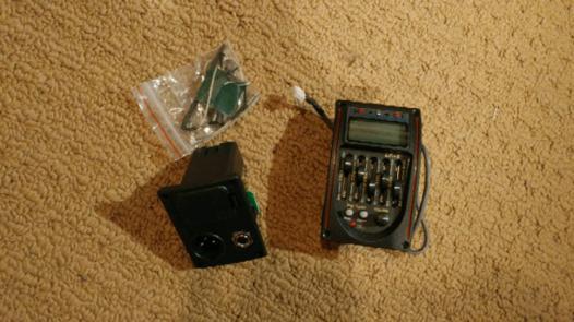 kit electro acoustique