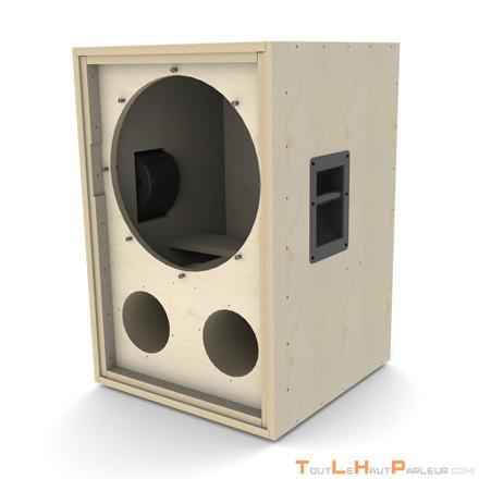 kit haut parleur