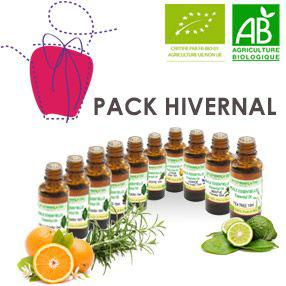 kit huiles essentielles bio