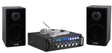 kit karaoke micro sans fil
