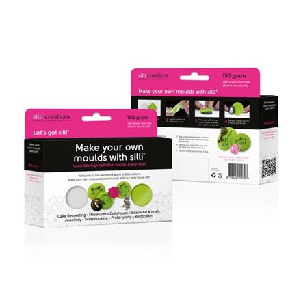 kit moulage silicone alimentaire