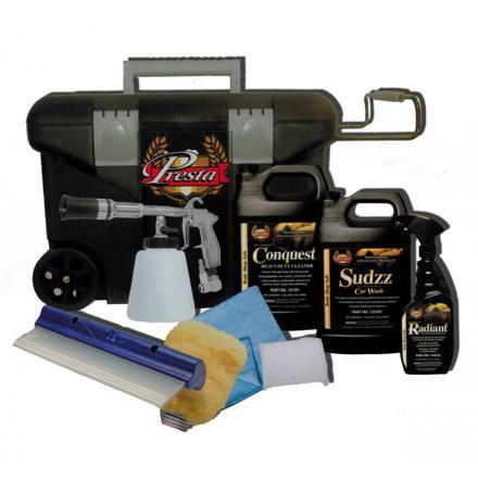 kit nettoyage interieur voiture