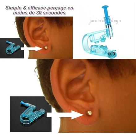 kit piercing oreille