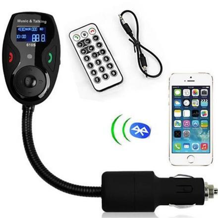 kit transmetteur fm pour voiture