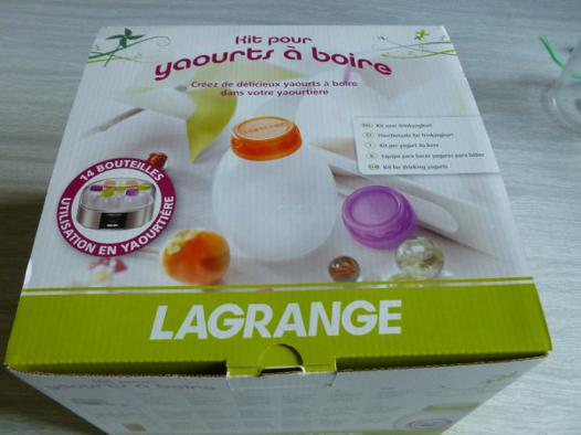 kit yaourt à boire