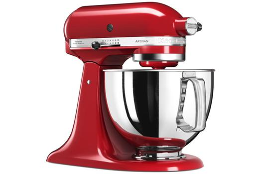kitchenaid artisan rouge empire