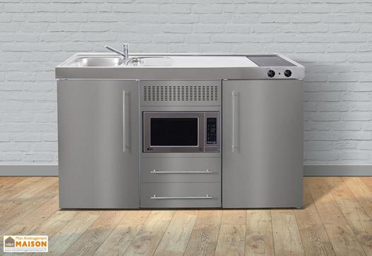 kitchenette inox
