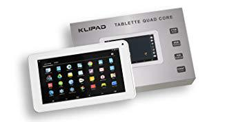 klipad tablette