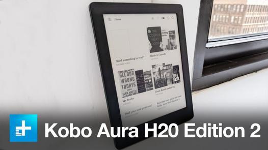 kobo h2o edition 2
