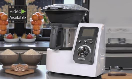koenig robot culinaire