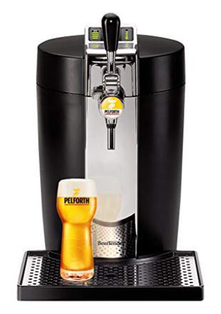 krups machine à bière