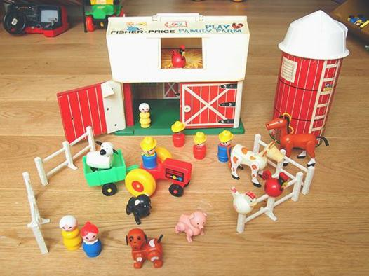 la ferme fisher price