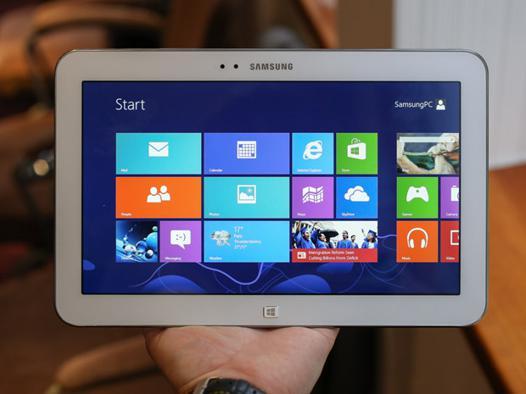 la tablette samsung