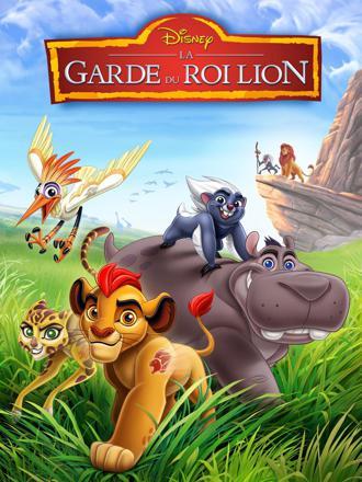 la.garde du roi lion