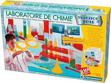 laboratoire de chimie clementoni