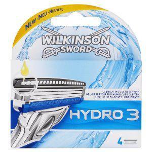 lame de rasoir wilkinson hydro 3