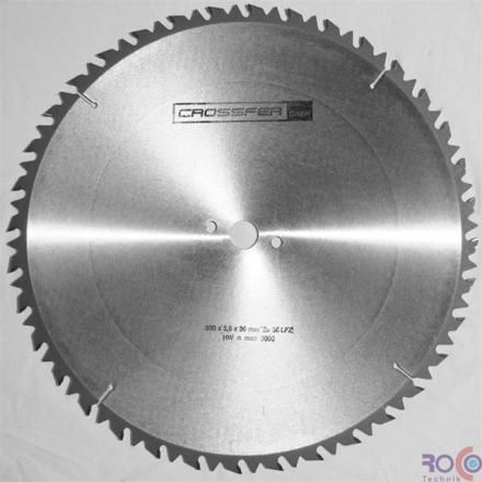 lame de scie circulaire carbure diametre 500