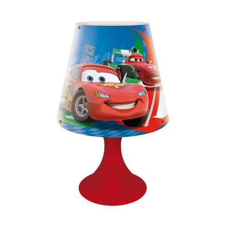 lampe de chevet cars disney