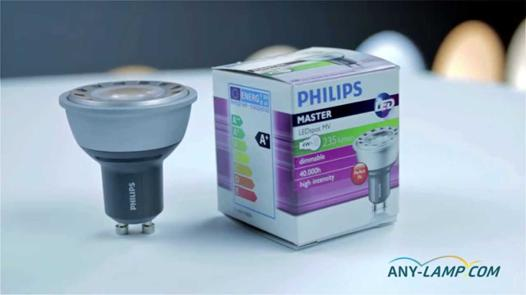 lampe gu10 led philips