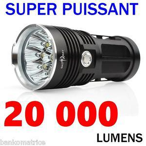 lampe torche lumens