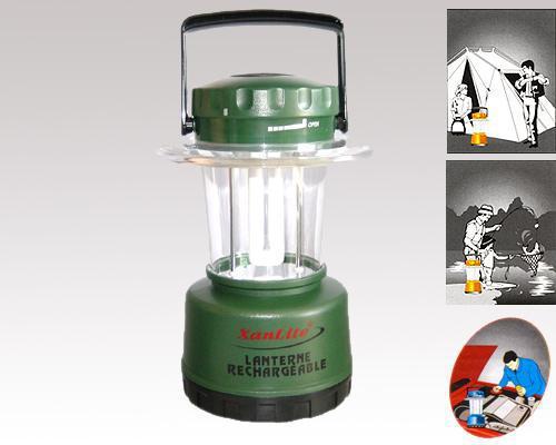 lanterne rechargeable puissante