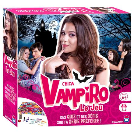le jeu chica vampiro