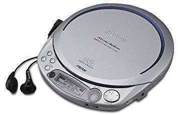 lecteur cd portable sony