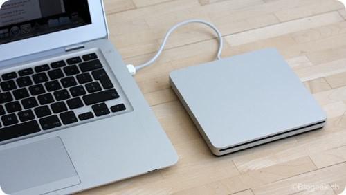 lecteur cd pour mac