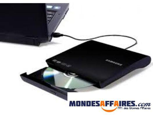 lecteur disque externe