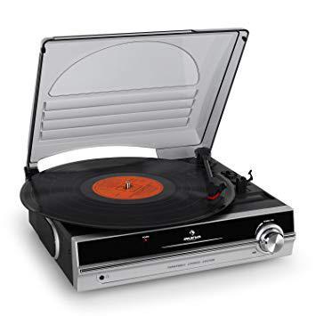 lecteur disques vinyl