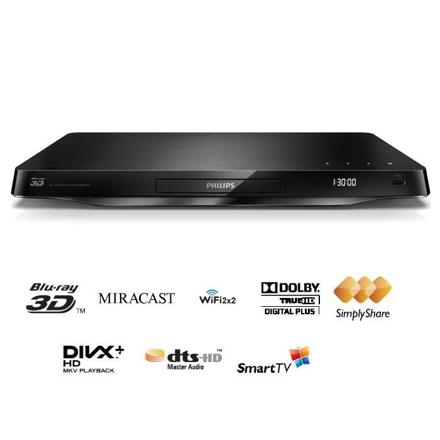 lecteur dvd blu ray 3d philips